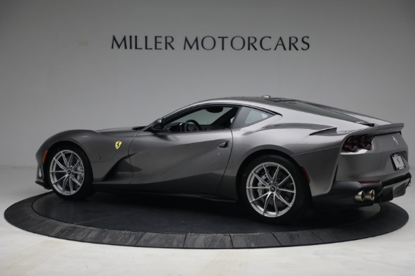 Used 2018 Ferrari 812 Superfast for sale Call for price at McLaren Greenwich in Greenwich CT 06830 4