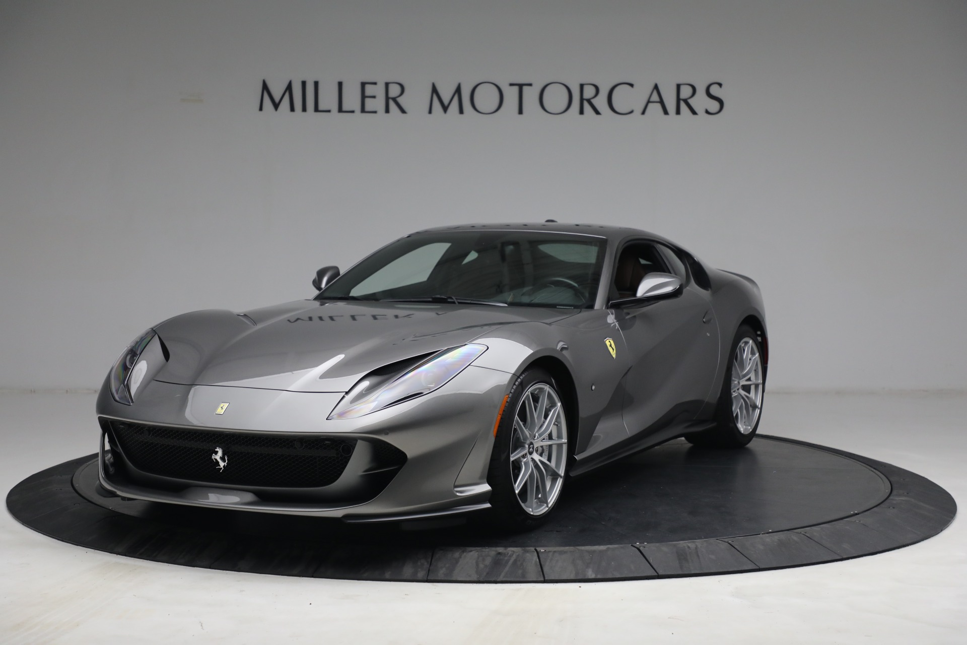Used 2018 Ferrari 812 Superfast for sale Call for price at McLaren Greenwich in Greenwich CT 06830 1