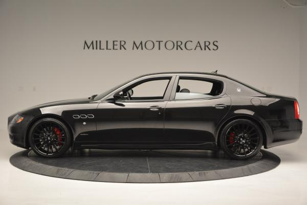 Used 2011 Maserati Quattroporte Sport GT S for sale Sold at McLaren Greenwich in Greenwich CT 06830 3