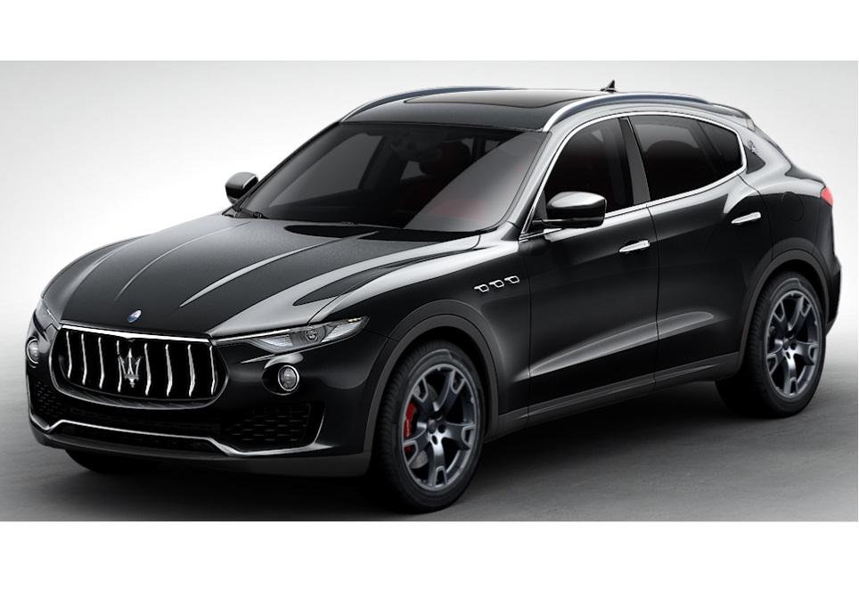 New 2017 Maserati Levante 350hp for sale Sold at McLaren Greenwich in Greenwich CT 06830 1
