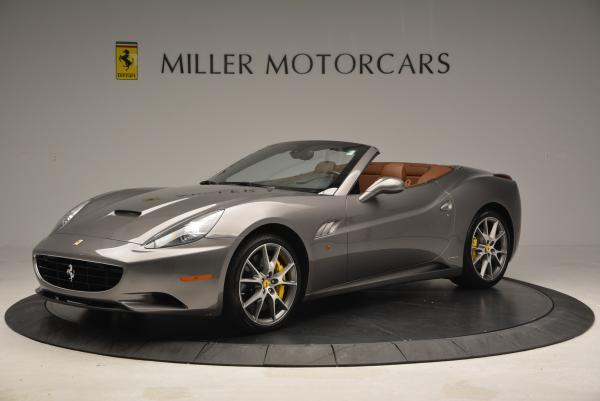Used 2012 Ferrari California for sale Sold at McLaren Greenwich in Greenwich CT 06830 2