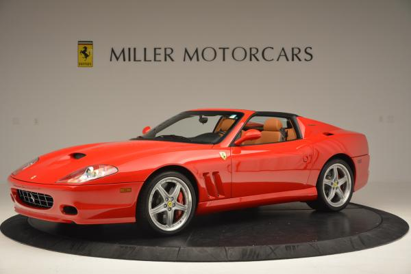 Used 2005 Ferrari Superamerica for sale Sold at McLaren Greenwich in Greenwich CT 06830 2