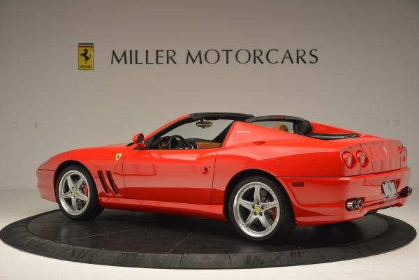 Used 2005 Ferrari Superamerica for sale Sold at McLaren Greenwich in Greenwich CT 06830 4