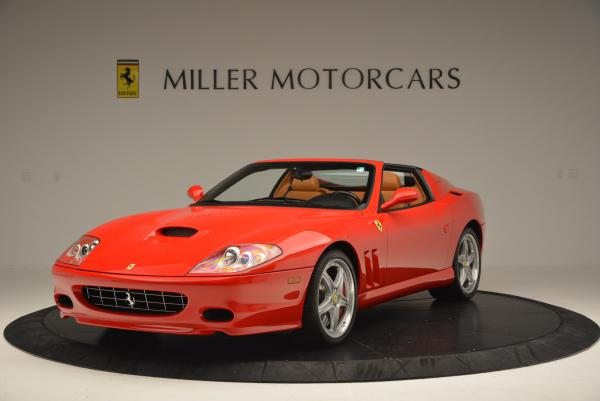 Used 2005 Ferrari Superamerica for sale Sold at McLaren Greenwich in Greenwich CT 06830 1