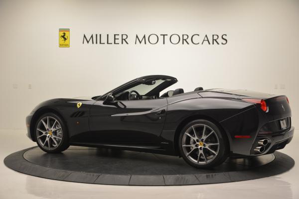 Used 2012 Ferrari California for sale Sold at McLaren Greenwich in Greenwich CT 06830 4