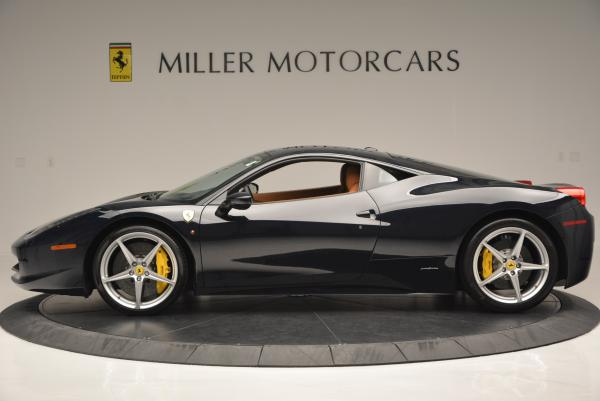 Used 2010 Ferrari 458 Italia for sale Sold at McLaren Greenwich in Greenwich CT 06830 3