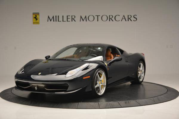 Used 2010 Ferrari 458 Italia for sale Sold at McLaren Greenwich in Greenwich CT 06830 1