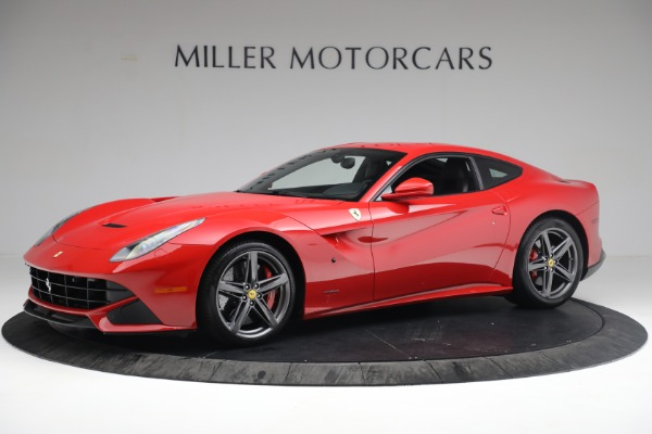 Used 2015 Ferrari F12 Berlinetta for sale Sold at McLaren Greenwich in Greenwich CT 06830 2