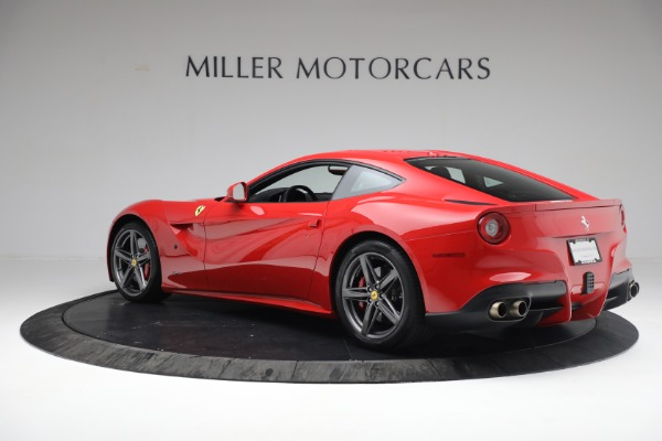 Used 2015 Ferrari F12 Berlinetta for sale Sold at McLaren Greenwich in Greenwich CT 06830 3