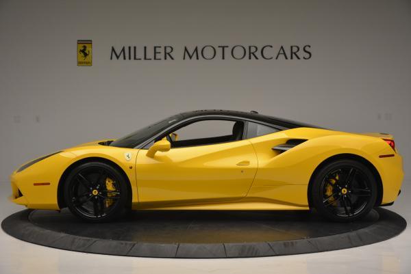 Used 2016 Ferrari 488 GTB for sale Sold at McLaren Greenwich in Greenwich CT 06830 3