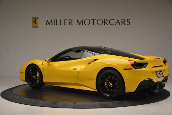 Used 2016 Ferrari 488 GTB for sale Sold at McLaren Greenwich in Greenwich CT 06830 4
