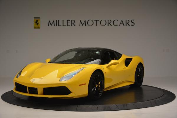 Used 2016 Ferrari 488 GTB for sale Sold at McLaren Greenwich in Greenwich CT 06830 1