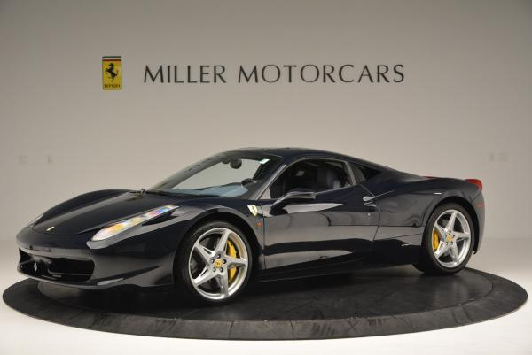 Used 2012 Ferrari 458 Italia for sale Sold at McLaren Greenwich in Greenwich CT 06830 2