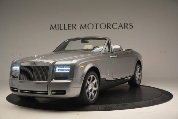 Used 2015 Rolls-Royce Phantom Drophead Coupe for sale Sold at McLaren Greenwich in Greenwich CT 06830 2