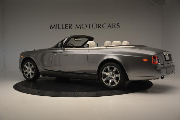 Used 2015 Rolls-Royce Phantom Drophead Coupe for sale Sold at McLaren Greenwich in Greenwich CT 06830 4
