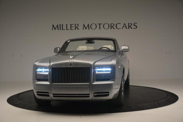 Used 2015 Rolls-Royce Phantom Drophead Coupe for sale Sold at McLaren Greenwich in Greenwich CT 06830 1