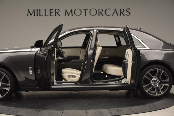 Used 2016 Rolls-Royce Ghost for sale Sold at McLaren Greenwich in Greenwich CT 06830 4