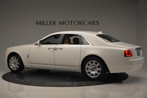 Used 2013 Rolls-Royce Ghost for sale Sold at McLaren Greenwich in Greenwich CT 06830 4