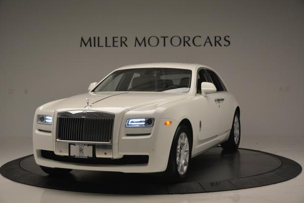 Used 2013 Rolls-Royce Ghost for sale Sold at McLaren Greenwich in Greenwich CT 06830 1