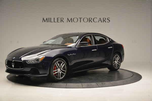 Used 2017 Maserati Ghibli S Q4 - EX Loaner for sale Sold at McLaren Greenwich in Greenwich CT 06830 2