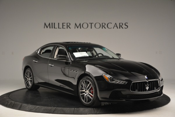Used 2017 Maserati Ghibli S Q4 - EX Loaner for sale Sold at McLaren Greenwich in Greenwich CT 06830 4