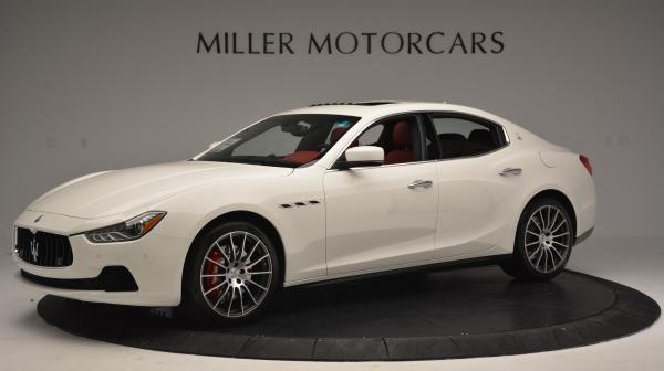 New 2016 Maserati Ghibli S Q4 for sale Sold at McLaren Greenwich in Greenwich CT 06830 2