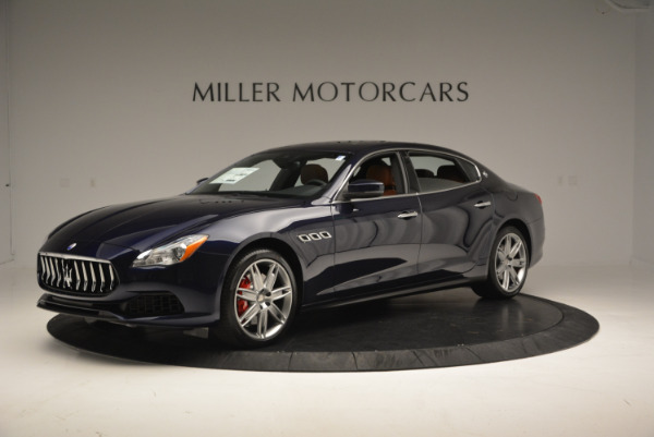New 2017 Maserati Quattroporte S Q4 for sale Sold at McLaren Greenwich in Greenwich CT 06830 2