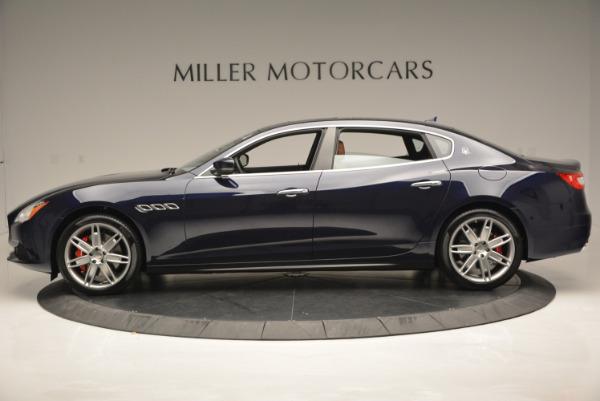 New 2017 Maserati Quattroporte S Q4 for sale Sold at McLaren Greenwich in Greenwich CT 06830 3