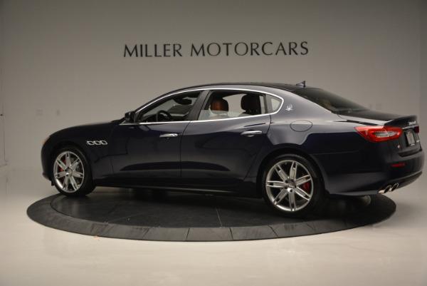 New 2017 Maserati Quattroporte S Q4 for sale Sold at McLaren Greenwich in Greenwich CT 06830 4