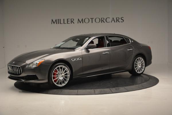 New 2017 Maserati Quattroporte S Q4 GranLusso for sale Sold at McLaren Greenwich in Greenwich CT 06830 2
