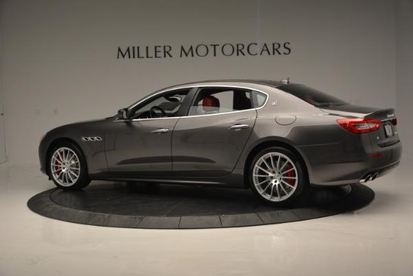 New 2017 Maserati Quattroporte S Q4 GranLusso for sale Sold at McLaren Greenwich in Greenwich CT 06830 4