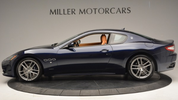 New 2017 Maserati GranTurismo Sport for sale Sold at McLaren Greenwich in Greenwich CT 06830 3