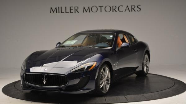 New 2017 Maserati GranTurismo Sport for sale Sold at McLaren Greenwich in Greenwich CT 06830 1