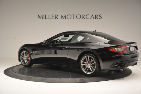 New 2016 Maserati GranTurismo Sport for sale Sold at McLaren Greenwich in Greenwich CT 06830 4