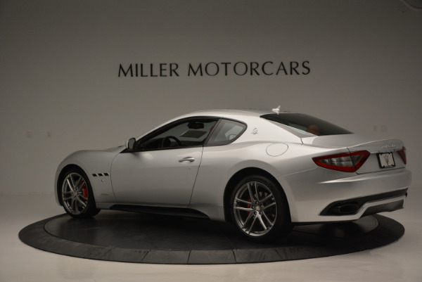 New 2017 Maserati GranTurismo Sport for sale Sold at McLaren Greenwich in Greenwich CT 06830 4