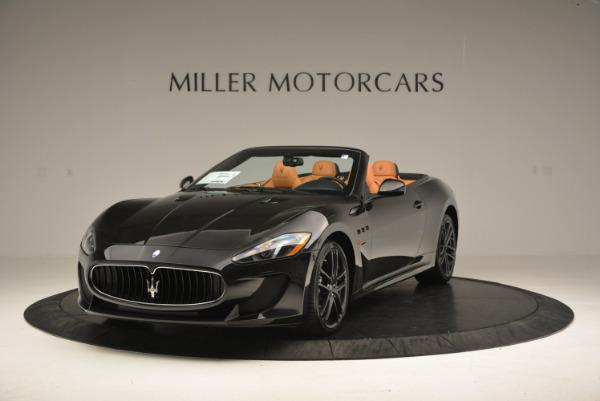 New 2017 Maserati GranTurismo MC for sale Sold at McLaren Greenwich in Greenwich CT 06830 1