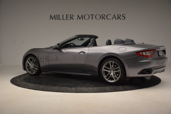 New 2017 Maserati GranTurismo Sport for sale Sold at McLaren Greenwich in Greenwich CT 06830 3
