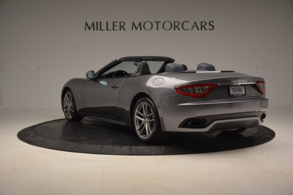 New 2017 Maserati GranTurismo Sport for sale Sold at McLaren Greenwich in Greenwich CT 06830 4