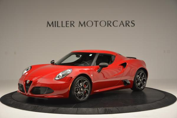 Used 2015 Alfa Romeo 4C Launch Edition for sale Sold at McLaren Greenwich in Greenwich CT 06830 2