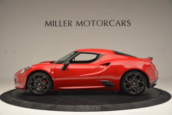 Used 2015 Alfa Romeo 4C Launch Edition for sale Sold at McLaren Greenwich in Greenwich CT 06830 3