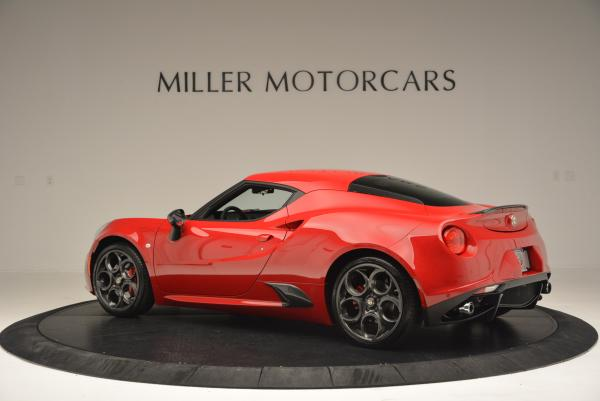 Used 2015 Alfa Romeo 4C Launch Edition for sale Sold at McLaren Greenwich in Greenwich CT 06830 4
