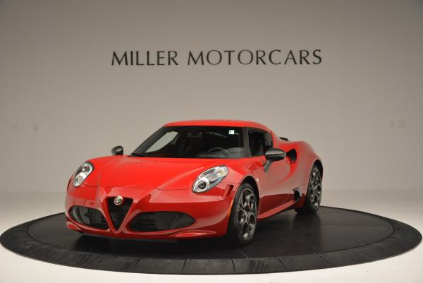 Used 2015 Alfa Romeo 4C Launch Edition for sale Sold at McLaren Greenwich in Greenwich CT 06830 1