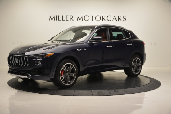 New 2017 Maserati Levante for sale Sold at McLaren Greenwich in Greenwich CT 06830 2