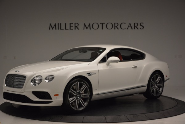 Used 2016 Bentley Continental GT for sale Sold at McLaren Greenwich in Greenwich CT 06830 2