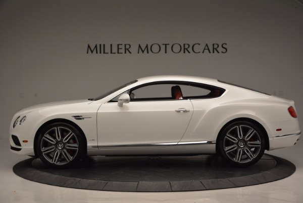 Used 2016 Bentley Continental GT for sale Sold at McLaren Greenwich in Greenwich CT 06830 3