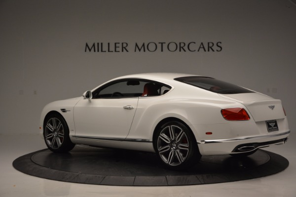 Used 2016 Bentley Continental GT for sale Sold at McLaren Greenwich in Greenwich CT 06830 4
