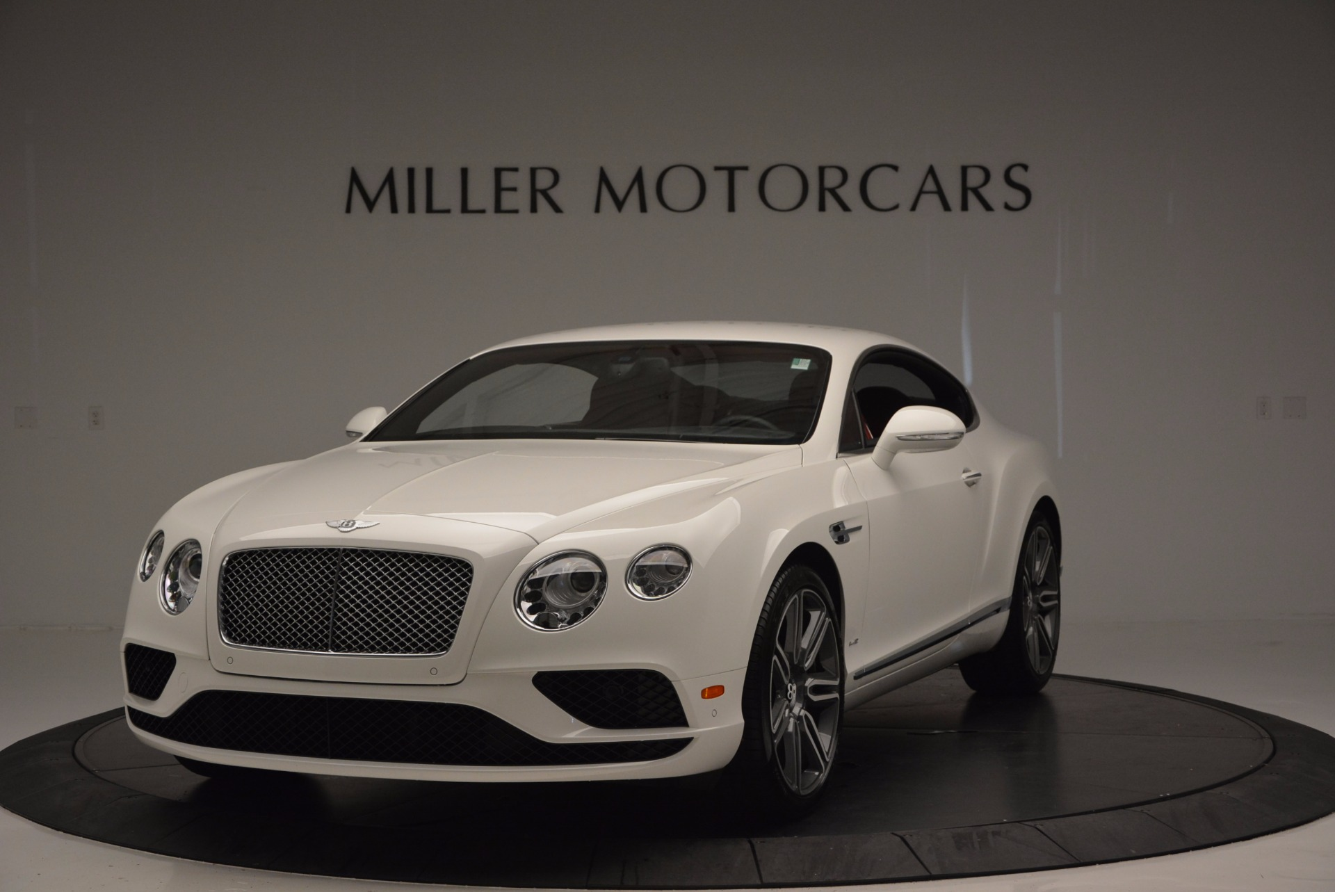 Used 2016 Bentley Continental GT for sale Sold at McLaren Greenwich in Greenwich CT 06830 1