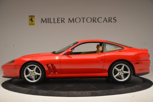 Used 2000 Ferrari 550 Maranello for sale Sold at McLaren Greenwich in Greenwich CT 06830 3