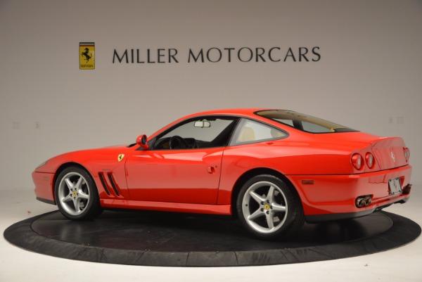 Used 2000 Ferrari 550 Maranello for sale Sold at McLaren Greenwich in Greenwich CT 06830 4