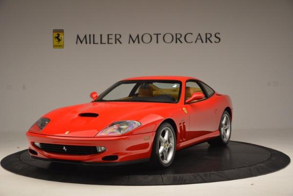 Used 2000 Ferrari 550 Maranello for sale Sold at McLaren Greenwich in Greenwich CT 06830 1